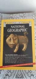 10 revistas americanas National geografhic 1974 Faltam os meses de Julho e agosto.