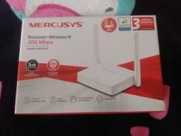 Roteador Mercusys 300mbps NOVO
