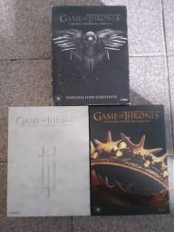 Game of Thrones . Temporadas 2,3,4.