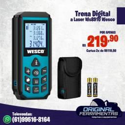 Trena Digital a Laser Ws8910 Wesco