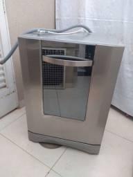 Título do anúncio: Lava Louças Electrolux 12 Serviços Inox - LE12X (praticamente nova e preço promocional) )