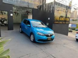 Renault Sandero 1.6 2015 Completo Expression
