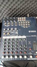 Mesa de som mg102c da Yamaha