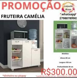 Fruteira Camélia