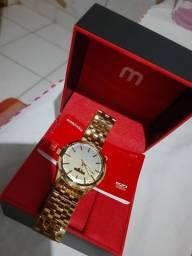 Relógio mondaine masculino original, novo na caixa