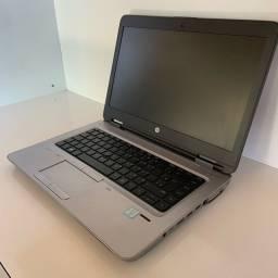 Notebook HP i5 - Sexta Geração- 4gb de RAM - Tela 14.0 - HD 320gb -