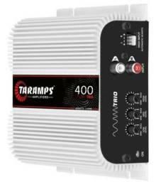 SUPER LANCAMENTO TARAMPS Módulo Taramps 400 Trio - 2 ohms