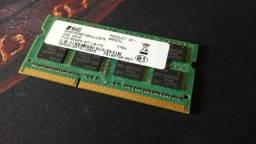 Memória DDR3 - 2GB - Notebook