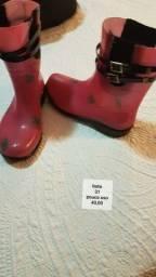 sapatos  infantil várias numeração