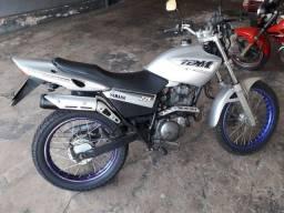 Yamaha Tdm 225 2002 prata