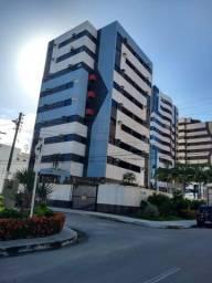 Apartamento 114m² com 3 quartos + DCE e 2 vagas de garagem, nascente - Jatiuca