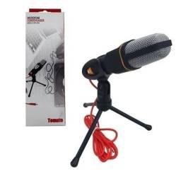 Microfone condensador de celular
