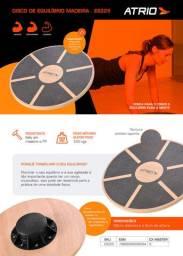 Disco de equibilibrio Fitness Atrio