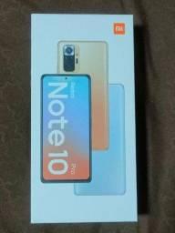 Redmi Note 10 Pro lacrado Onyx gray  [versão Global 64gb] 6gb Ram