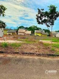 Terreno à venda, 300 m² por R$ 45.000 - Residencial Floresta - Juara/Mato Grosso