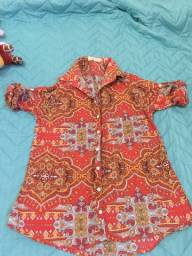 Blusão indiana