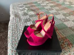 Sandália Via Uno Eco Pink