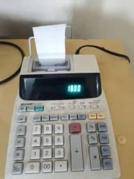 Calculadora elétrica sharp EL 1801V