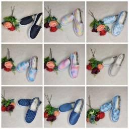 Estoque de calçados ABAIXO DO CUSTO
