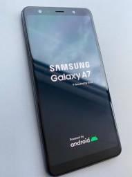 Celular Sansung Galaxy A7 2018
