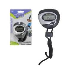 Cronometro Progressivo Digital Com Alarme Western CR53
