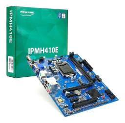 Placa Mãe Pcware Ipmh410e Intel 10ª Geração  Lga 1200  Ddr4 - Loja Natan Abreu