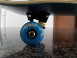 Skates Marfim Liso Novos