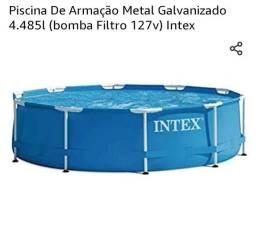 Piscina INTEX R$ 800,00