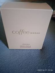Promoção perfume linda lacrado100.coffee usado duas vezes 8,000