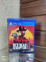 Red dead 2 para PS4