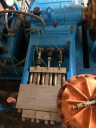 Bomba alta pressão hidrojato hidrojateamento  Lemasa L180