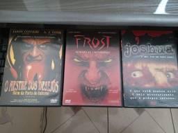 Filmes DVD Original Terror 15 cada O Mestre dos Desejos
