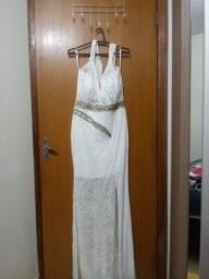 Vestido branco R$ 80, 00