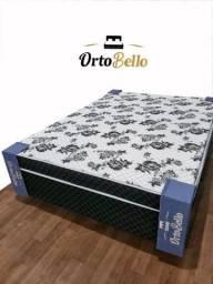 Cama Box Casal Ortobello - Frete Grátis - 12x s/ Juros - Receba hoje!