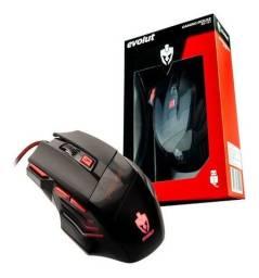 Mouse Gamer Evolut Eg-101