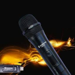 Microfone sem fio zansong