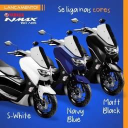 Título do anúncio: Lidiane - Nmax 160cc ABS 21/22 - Entrada +48x
