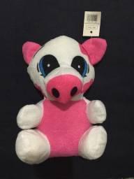 Pelúcia Porco Pink Infantil