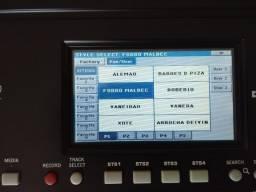 teclado PA300