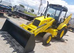 Retroescavadeira New Holland  4x2 2011