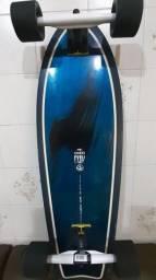 Skate Oxelo Long Board The Oxelo Fish Classic Shape Flat