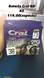 Bateria Craul 5 p/ Motos