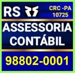 RS Assessoria Contábil, Fiscal e Trabalhista - Constituição, Alteração e Baixa de Empresas