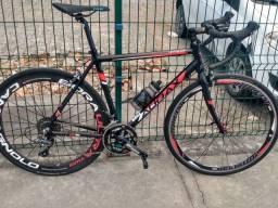 Bike Speed Audax Ventus 1000 tamanho 53