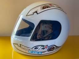 Capacete Infantil para motociclismo