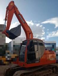 Escavadeira doosan  dx 138 lc 2015