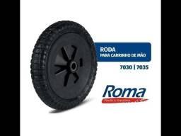 Roda de Carrinho de Mão Roma