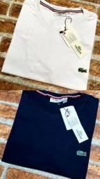 Camisetas disponíveis