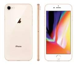 Iphone 8 Gold impecável