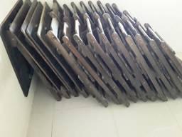 conjunto de messa dobravel ( madeira )